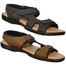 Sandalias Para Hombre D555 Duke Grande REY Tallas REAGAN PU PVC PEEP TOE Tira