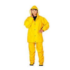 Profi Regenschutzkleidung aus Polyurethan Regenjacke Regenhose Regenanzug