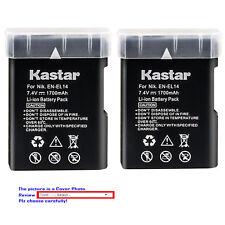 Kastar Replacement Battery for Nikon D5500 D5600 D3400 D3500 P7100 P7700 P7800