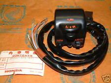 Honda CB 500 T Lenkerschalter L switch winker NOS