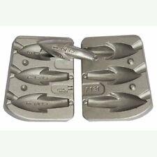 Tommy Lead Mould - Sinker Mold - Cast Aluminum
