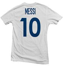 Argentina La Albiceleste Hero Tee: Lionel Messi Four11 Designs