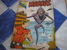MAGNUS COLLANA OCEANO PRIMA SERIE # 5 1965 IL PIANETA X