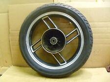 Yamaha XZ XZ550 Vision 550 Used Rear Wheel 1982 #YW5