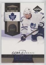 2011-12 Limited Team Trademarks #9 Luke Schenn Toronto Maple Leafs Hockey Card