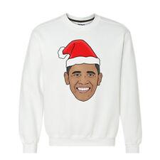 President Barack Obama Holiday Sweater Premium Cotton Sweater Christmas