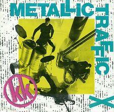 "Metallic Traffic - K.K Moving' 7 "" Single (E332)"