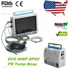 CONTEC ICU CCU Vital Signs Patient Monitor,6Parameters(Printer,Etco2,IBP Option)