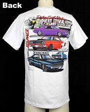 Dodge Scat Pack 69 Coronet 68 Charger 440 Six Pack Hemi Muscle US Car T- Shirt
