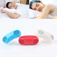 Silicone Anti Snore Nasal Dilators Apnea Aid Nose Clip Device Stop Snoring