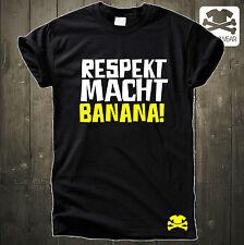 RESPEKT ,  MACHT ... BANANA ! | SCARLETT VEGAN | OVERKILL FUN SHIRT
