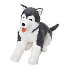 NEW IKEA LIVLIG Soft toy BIG HUSKY DOG 60 cm,  Birthday Gift Large PLUSH DOGGY