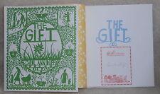 The Gift, Carol Ann Duffy, Rob Ryan HB SIGNED, NEW