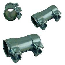 Tuyau d/'échappement connecteur 56 mm à 59 mm x 80 mm tube pince manche Adaptateur Coupleur