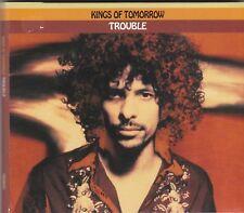 KINGS OF TOMORROW - trouble CD