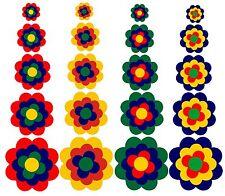 Blumen Adesivo Pril fiore Prilblumen Fiori retro 20 Pezzo Set Adesivi per auto