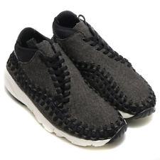 Nike AIR FOOTSCAPE WOVEN CHUKKA SE 857874-001 Nero mod. 857874-001