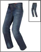 Spidi Motorcycle Bike Regular Fit 3M Scotchlite Reflex Zones Jeans