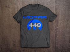 Mopar Cuda 440 Muscle Smoke Grey Beefy T Shirt  S M L XL 2X 3X