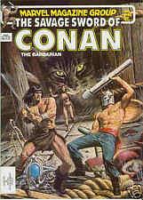 Savage Sword of Conan # 92 (USA)