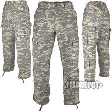 US ACU Feldhose AT-Digital UCP Camo RipStop Tarnhose Army Field Pants