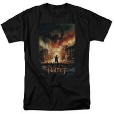 Hobbit Smaug Poster T-Shirt Sizes S-3X NEW