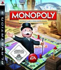 PS3 / Sony Playstation 3 Spiel - Monopoly (DEUTSCH) (mit OVP)