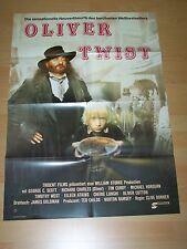 OLIVER TWIST - Kinoplakat A1 EA ´82 - TIM CURRY