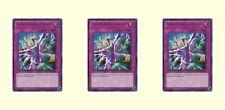 Dimensional Prison X 3 Ultra Rare RYMP Mint  English YU-GI-OHI! Cards