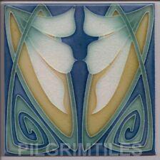 Art Nouveau Arts & Crafts Ceramic Tiles Fireplace Bathroom Kitchen an 20