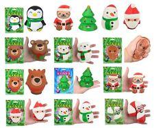 You Pick Slow Rise Christmas Holiday Squish Stocking Stuffer