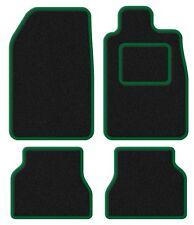 Volvo FM 12 I-SHIFT Velour Black/Green Trim Car mat set