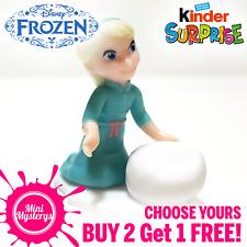 Kinder Surprise Disney Frozen Toys *CHOOSE YOURS* BUY 2 GET 1 FREE! Kinder Joy
