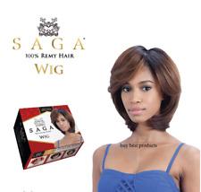 MilkyWay SAGA 100% Remy Hair Full Wig - Roller Body