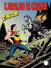 Il Feticcio Di Fuoco Zagor Zenith Gigante #696