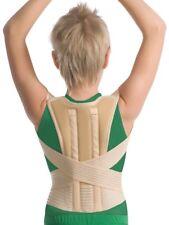 Recliner Ortho Posture Corrector Webbing Elastic MedTextile Scoliosis Children