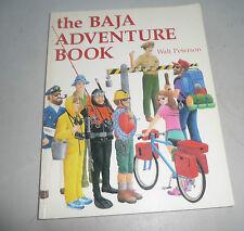 BAJA ADVENTURE GUIDE NATURAL WONDERS SURVIVAL KIT CAPE REGION BAHIA MAGDELENA