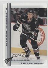 2000 In the Game Be A Player Memorabilia #331 Richard Zednik Washington Capitals