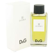 Dolce & Gabbana LA FORCE 11 for Men ~ 3.3 oz Eau de Toilette Spray