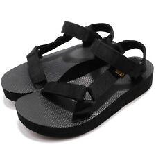 Teva W MidFoam University Black Women Sports Hiking Sandal 1090969-BLK