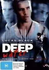 EX RENTAL DEEPWATER DVD LUCAS BLACK PETER COYOTE 2005 NOVEL THRILLER GUARANTEED