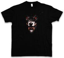 Werewolf t-shirt the hombre lobo horror el animal Howling Wolf