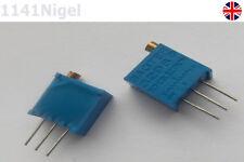 10k Potentiometer Variable Resistor Adjustable Model 3296W 3296   (Packs of 1-5)