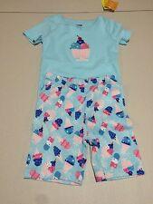 NWT Gymboree Butterfly Gymmies Pajama Set Girl 5,6,7,8,12,14