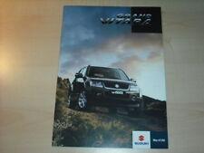 24503) Suzuki Grand Vitara Polen Prospekt 200?