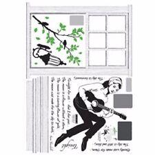 Wall Deco Sticker MOONLIGHT 120-PS58182 - M
