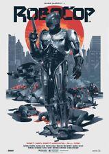 Print Art POSTER / CANVAS RoboCop Movie Silk