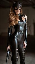 Womens Sexy Cat Fight Costume, Women's Black Cat Costume
