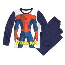Pigiami Marvel Spiderman 6/8 anni, 2 pezzi, 100% Cotone