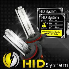 8000K HID XENON 9005/HB3 HIGH BEAM HEAD LIGHTS BULB CONVERSION KIT W/BALLAST C11